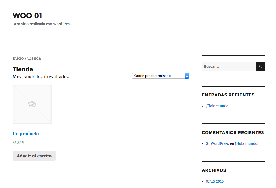 Instalar el tema Storefront de WooCommerce (gratis) | Dinapyme
