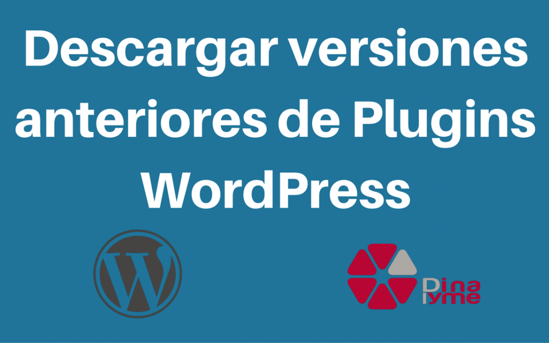 descargar wordpress versiones anteriores