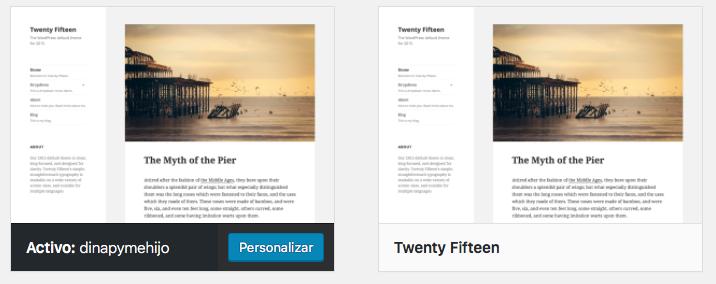 44-. Crear un Tema Hijo (Child Theme) de WordPress con un Plugin ...