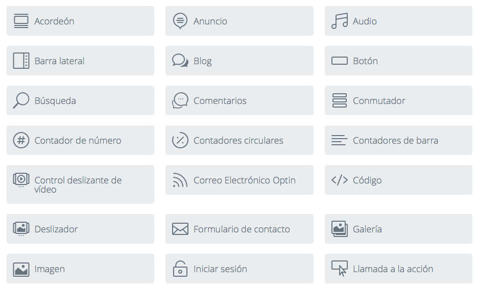 59-. Revisión de todos los módulos del tema Divi de WordPress | Dinapyme