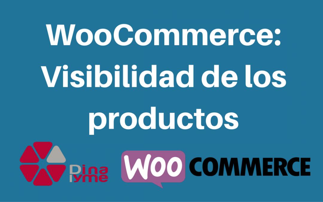 WooCommerce- Visibilidad de algunos productos
