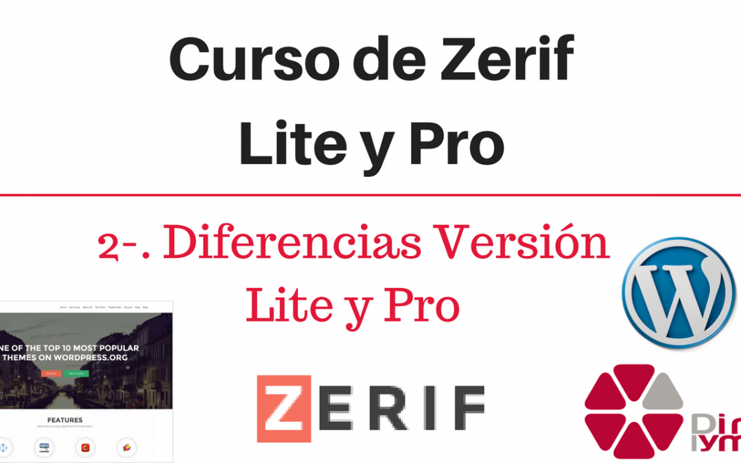 02 - Curso Zerif Lite y Pro