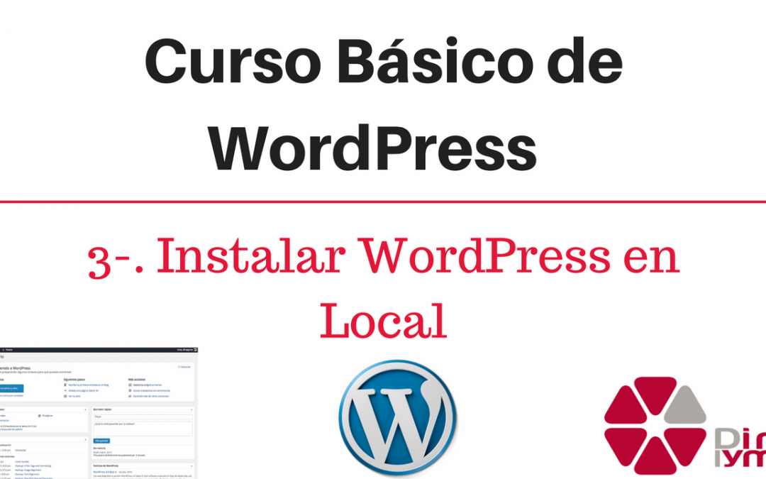 Curso Basico de WordPress - Instalar WordPress en Local