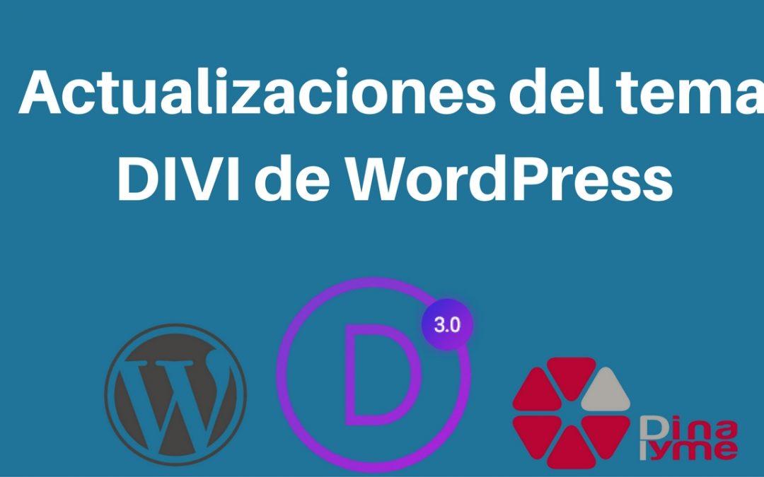 Actualización de DIVI a la versión 3.0.16 | Dinapyme