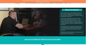 web-hecha-con-divi-thesellingfamily
